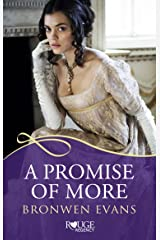 A Promise of More: A Rouge Regency Romance: (Disgraced Lords #2) Kindle Edition
