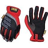 Mechanix Wear - FastFit Gloves (Large, Red)
