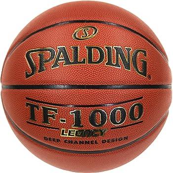 バスケット ボール 7号球 試合球(屋内用) NBA 公認 TF-1000 レガシー ブラウン 76-125J
