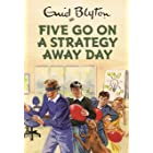 Five Go On A Strategy Away Day: Enid Blyton for Grown Ups