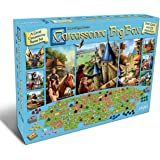 Carcassonne Big Box 2017 Tile Game