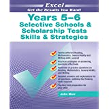Excel Selective Schools & Scholarship Tests Skills & Strategies Years 5-6