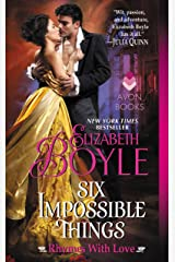 Six Impossible Things: Rhymes With Love Kindle Edition