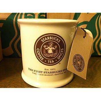 スターバックス Starbucks ファーストロゴ 1号店限定 12oz マグカップ 並行輸入品