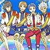 KING OF PRISM-神浜コウジ , 速水ヒロ , 一条シン , 仁科カヅキ-アニメ-iPad壁紙105414