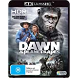 Dawn of the Planet of the Apes (2014) (4K Ultra HD)