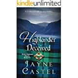 Highlander Deceived: A Medieval Scottish Romance (Stolen Highland Hearts Book 1)