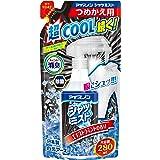 アイスノン シャツミスト エキストラミントの香り 大容量 つめかえ用 280ml
