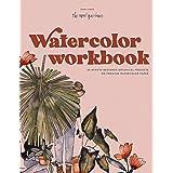 Watercolor Workbook: 30-Minute Beginner Botanical Projects on Premium Watercolor Paper