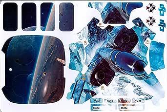 DJI Phantom3 Professional & Advance用 ステッカー (001) [並行輸入品]