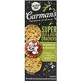 Carman's Super Seed and Grain Crackers, Rosemary & Sea Salt, 80g