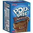 Pop Tarts Kellogg's Pop Tarts Chocotastic 384 g, 8 Count, Chocolatey