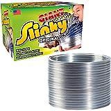 The Original Giant Slinky Walking Spring Toy, Big Metal Slinky