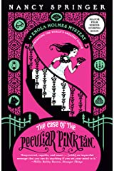 The Case of the Peculiar Pink Fan: Enola Holmes 4 Kindle Edition