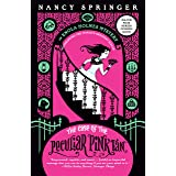 The Case of the Peculiar Pink Fan: Enola Holmes 4
