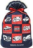 インディゴ タカラトミー トミカ ラッピング袋 ギフトバッグ4L ネイビー TA091