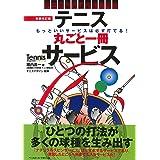 テニス丸ごと一冊サービス テニスなるほどレッスン (Tennis Magazine extra)