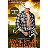 Cowboy Love: A Collection of Modern Western Romances