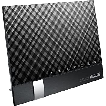 ASUS デュアルバンド WiFi 無線LAN ルーター RT-AC65U 11ac 1300+600Mbps 最大15台 4LDK 3階建向け MU-MIMO対応