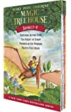 Magic Tree House Books 1-4 Boxed Set (Magic Tree House (R))