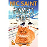 Purrfect Cheat (The Mysteries of Max Book 39)