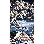 世界遺産 iPhone SE/8/7/6s(750×1334)壁紙 白川郷