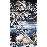 世界遺産 フルHD(1080×1920)スマホ壁紙/待受 白川郷