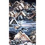 世界遺産 FVGA(480×800)壁紙 白川郷