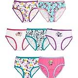 Disney Little Girls' Printed Panty (Pack of Seven) - Multi