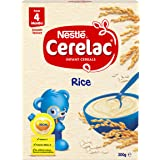 NESTLE CERELAC Rice Baby Cereal Stage 1, 200g