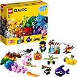 LEGO Classic Bricks and Eyes 11003 Building Kit (451 Pieces)