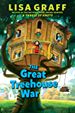 The Great Treehouse War (English Edition)