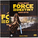 Fantasy Flight Games SWF03 Force and Destiny Game Master's Kit Board Game