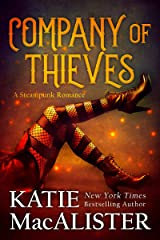 Company of Thieves: A Steampunk Romance (Steamed Novels Book 2) Kindle Edition