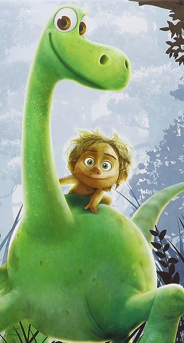 ディズニー  iPhone/Androidスマホ壁紙(890×1590 or 854×1590)-1 - 『アーロと少年』(The Good Dinosaur) アーロ(Arlo),スポット(Spot)