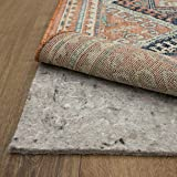 (2.4mx3m) - Mohawk Ultra Premium 100% Recycled Felt Rug Pad, 2.4mx 3m, 0.6cm Thick, Safe for All Floors