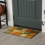 """Mohawk Home Free Flow Artifact Panel Patchwork Accent Area Rug, 1'8""""x2'10"""", Multi"""