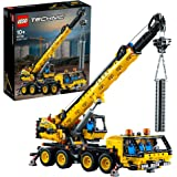 LEGO Technic 42108 Mobile Crane Building Kit (1292 Pieces)