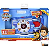 PAW Patrol, Ryder's Interactive Pup Pad with 18 Sounds and Phrases, for Kids Aged 3 and up