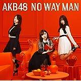 54th Single「NO WAY MAN」 通常盤