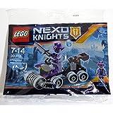 LEGO Nexo Knights 30378 Shrunken Headquarters (Polybag)