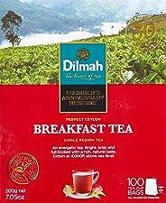 Dilmah Founders Anniversary Reserve Breakfast Tea, 200 Grams