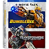 Bumblebee & Transformers: Ultimate 6-Movie Collection