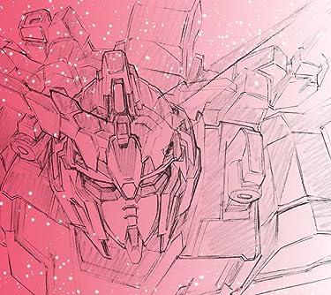 機動戦士ガンダム  iPhone/Androidスマホ壁紙(960×854)-1 - RX-0 ユニコーンガンダム
