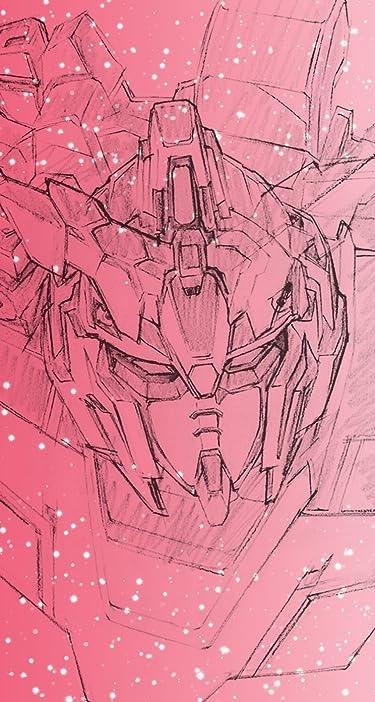 機動戦士ガンダム  iPhone/Androidスマホ壁紙(744×1392)-1 - RX-0 ユニコーンガンダム