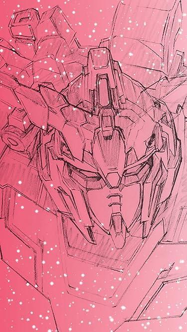 機動戦士ガンダム  iPhone/Androidスマホ壁紙(640×1136)-1 - RX-0 ユニコーンガンダム