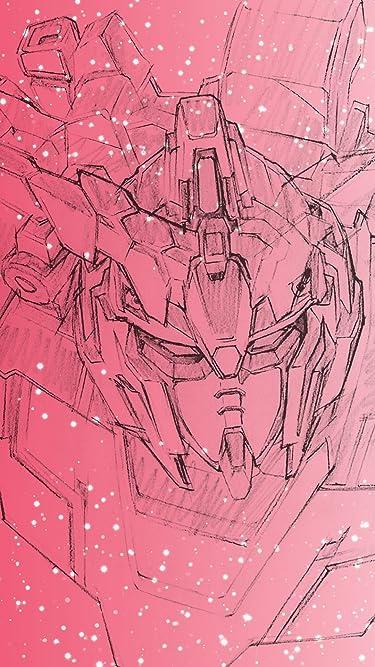 機動戦士ガンダム  iPhone/Androidスマホ壁紙(750×1334)-1 - RX-0 ユニコーンガンダム