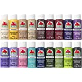 Apple Barrel PROMOABII Matte Finish Acrylic Craft Paint Set Designed for Beginners and Artists, Non-Toxic Formula that works