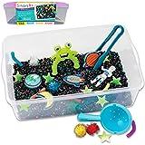 Creativity for Kids Sensory Bin: Outer Space - Preschool Sensory Space Toys for Kids