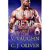 Deer Hearts Bear: True Mate Love Romance (Heartland Shifters Book 6)
